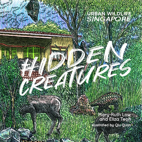 Urban Wildlife Singapore: Hidden Creatures