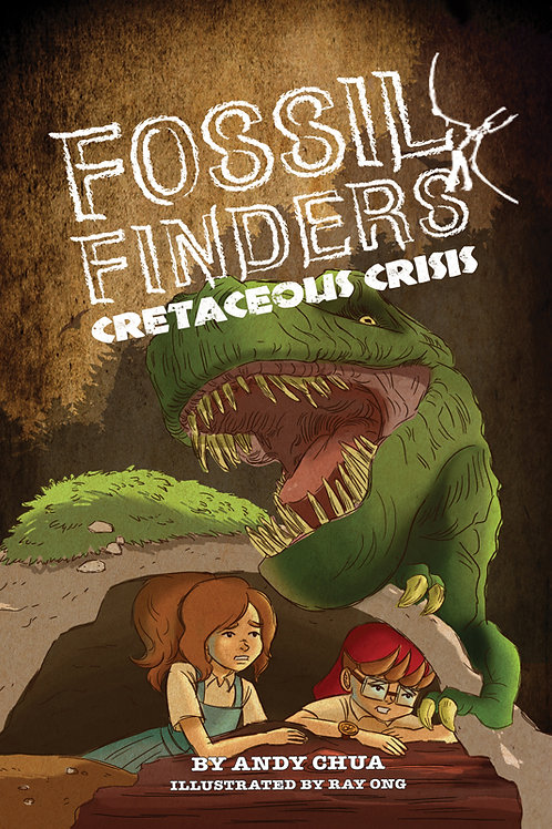 Fossil Finder #2: Cretaceous Crisis