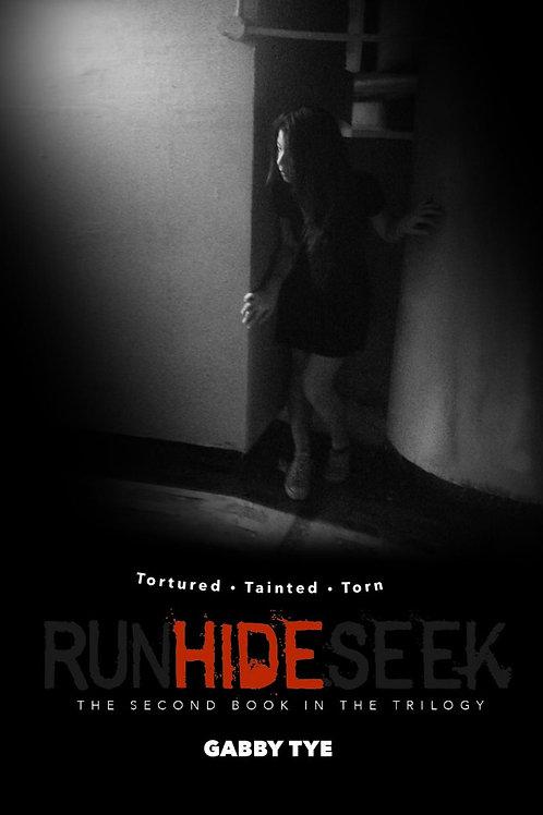 HIDE by Gabby Tye     (Display Copy)