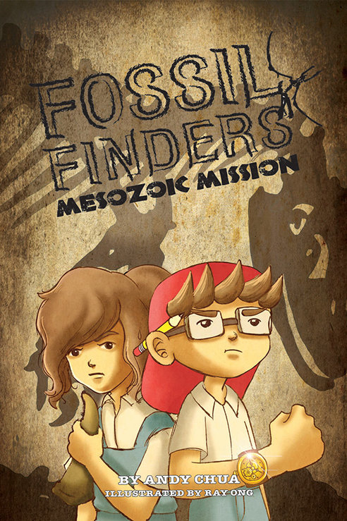 Fossil Finders #1: Mesozoic Mission