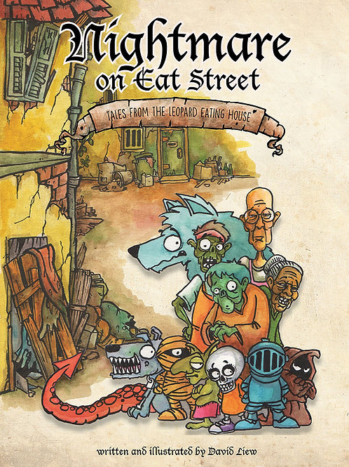 Nightmare on Eat Street by David Liew