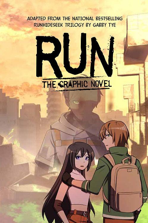 Run: the graphic novel