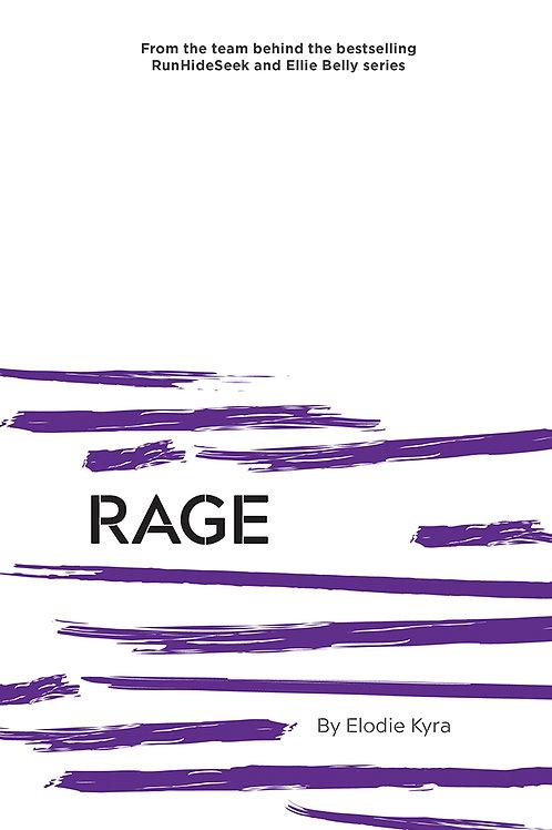 RAGE by Elodie Kyra