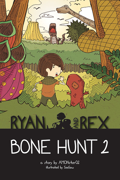 Ryan and Rex #2: Bone Hunt 2