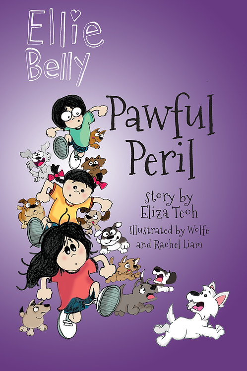 Ellie Belly #7: Pawful Peril
