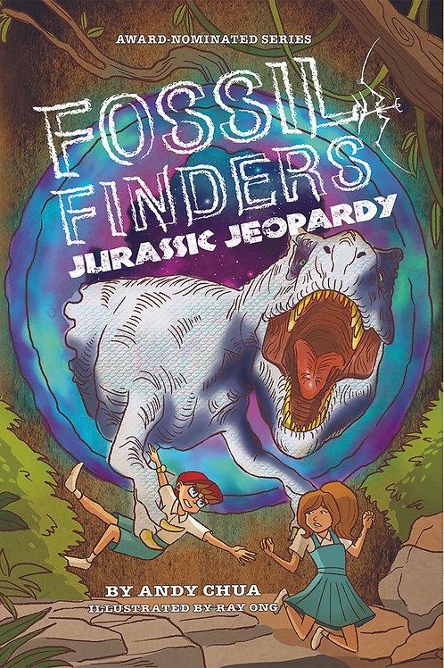 Fossil Finders 5: Jurassic Jeopardy
