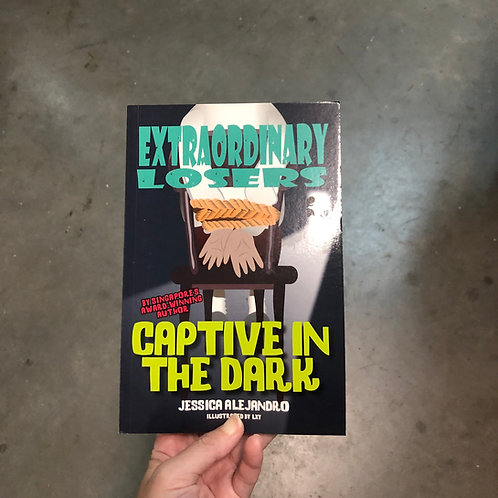 Exlosers #3: Captive in the Dark (Old edition) (Display copy)