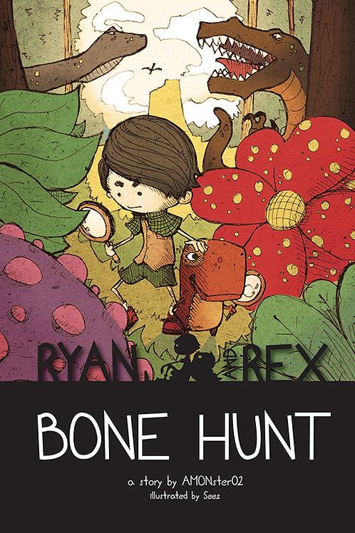 Ryan and Rex #1: Bone Hunt