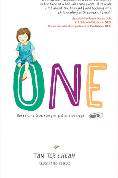 ONE (based on a true story of grit and courage)