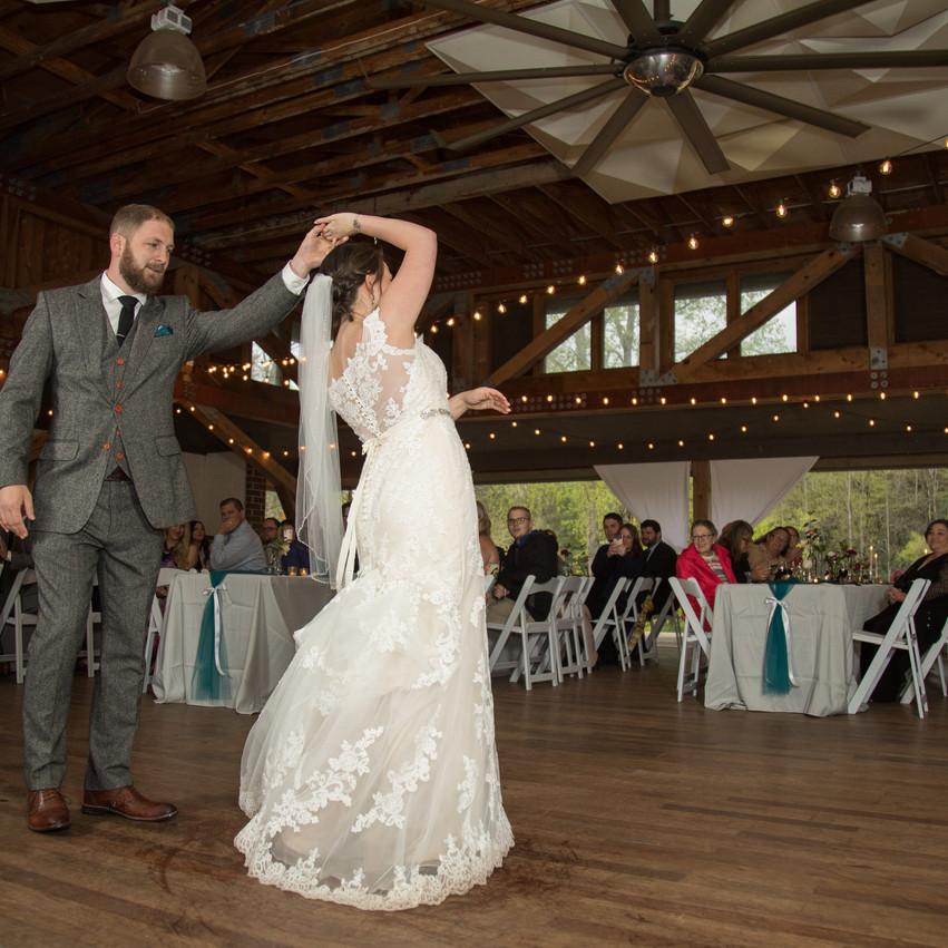 WEDDING // PRIVATE ESTATE + BREVARD MUSIC CENTER