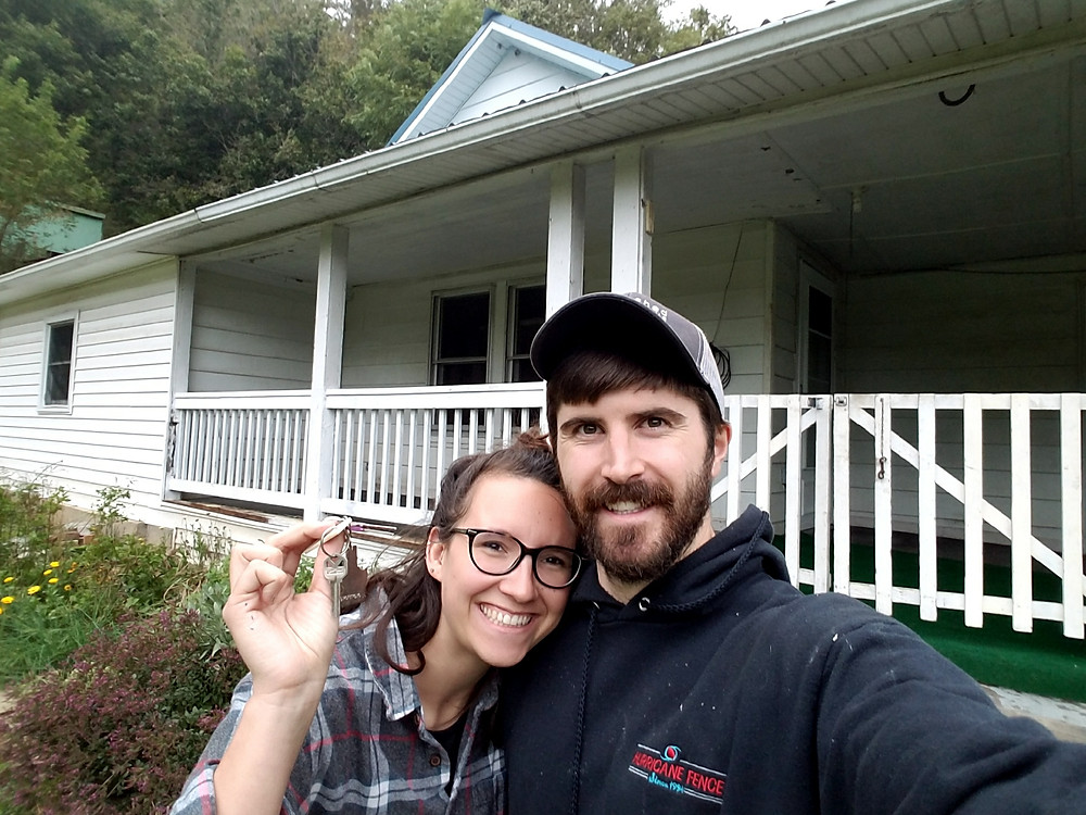 ERIN & AARON AFTER CLOSING - SEPTEMBER 12, 2017