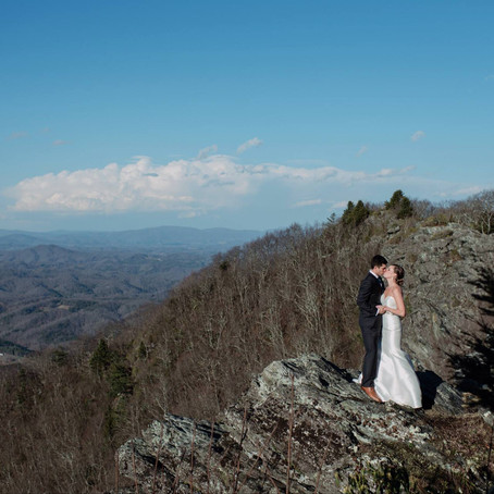 MOUNTAIN TOP WEDDING 3/17/18