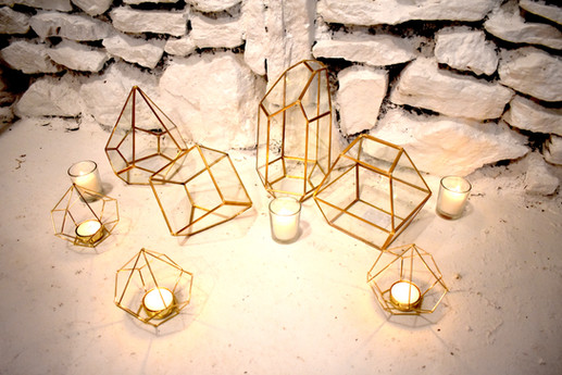 GOLD GEOMETRIC COLLECTION