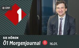 Ö1 Morgenjournal: Interview mit Martin Tiani über Eintrittstesten