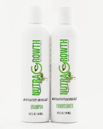 NutraGrowth Shampoo & Conditioner Set