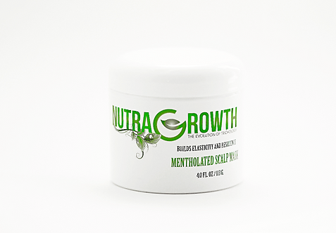 NutraGrowth Mentholated Scalp Mask