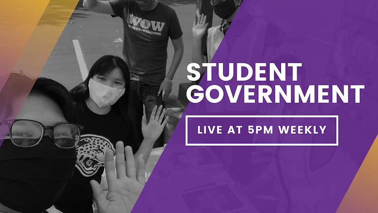 Student Government Special Meeting