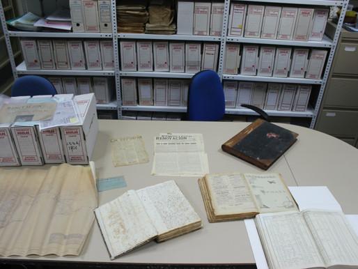 El Archivo Municipal de Águilas, un engranaje esencial en el desarrollo cultural del municipio