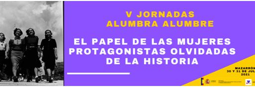 La Asociación Alumbra Alumbre de Mazarrón convoca sus V Jornadas Memorialistas