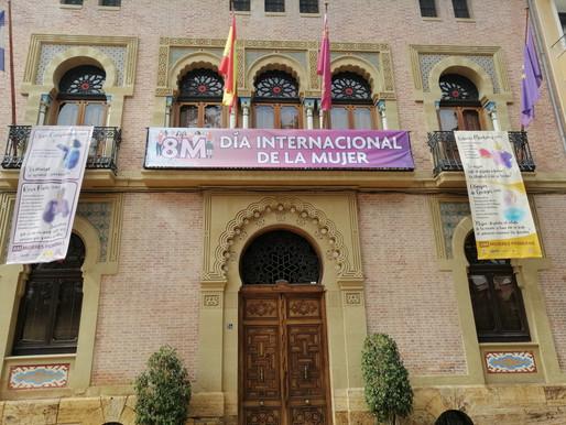 Águilas recuerda a Clara Campoamor y Federica Montseny con motivo del Día Internacional de la Mujer