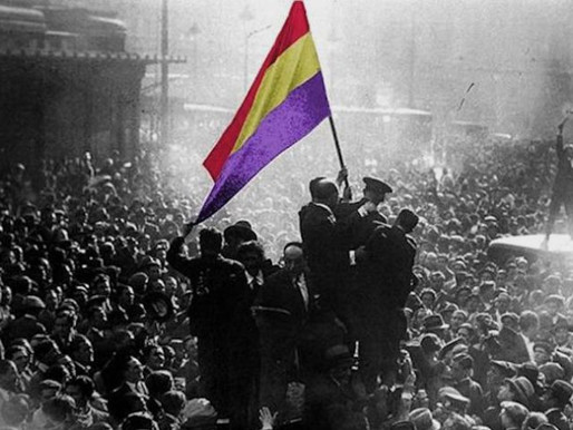 """Manifiesto: """"14 de abril, Día de la República. 89 aniversario"""""""