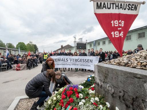 Conmemoración virtual de la liberación del campo de concentración nazi de Mauthausen