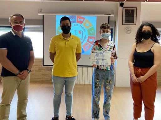 Una alumna de Torre-Pacheco gana el VI Premio Montserrat Roig de la Amical de Mauthausen