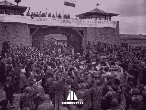 El juramento de los supervivientes de Mauthausen