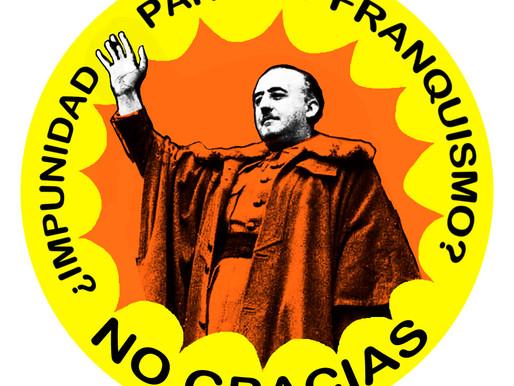 Campaña por la retirada de la Medalla de Oro de la Villa de Águilas al dictador Franco