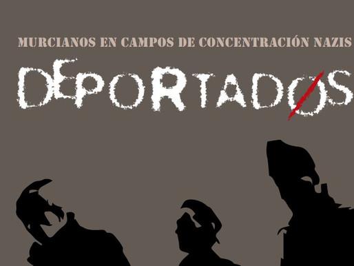 Amanecer 31 participa en las jornadas sobre víctimas murcianas del nazismo organizadas por el AGRM