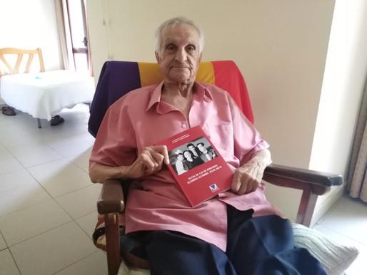 Fallece Manuel Aullón Jorquera, fundador de Amanecer 31, a los 97 años de edad
