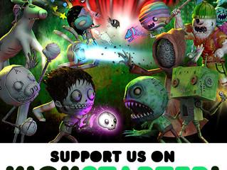 FrightShow Fighter now on Kickstarter!