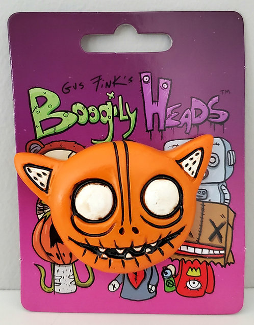 """Boogily Heads """"Skygor""""  magnet by Gus Fink"""