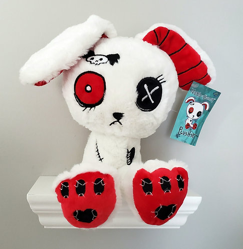 Numb Bunny by Gus Fink plushie