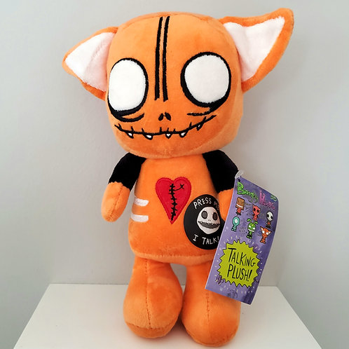 """Boogily Heads """"Skygor"""" talking plush by Gus Fink"""