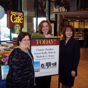 Barnes & Noble Book Signing, Lancaster, PA
