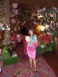 Book Signing Madonna Inn, San Luis Obispo, California