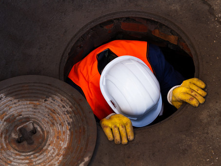 Steps to confined space safety