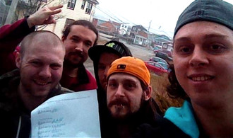 Revenge Killed Mary Jane signs with HouseFire Records