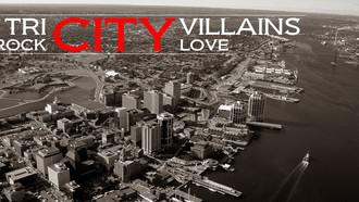"HFR Artist Tri City Villains Release New Single ""Rock City Love"""