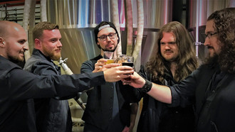 Dali Van Gogh Wins Garrison Backlot Bash Competition – Opening for Glorious Sons