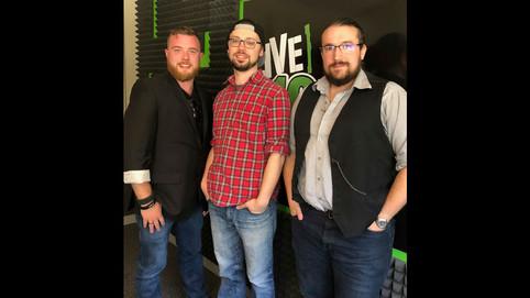 [IN STUDIO] Battle for Backlot Bash Winners Dali Van Gogh on Live 105 Halifax
