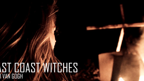 Dali Van Gogh Release New Single and Music Video: East Coast Witches