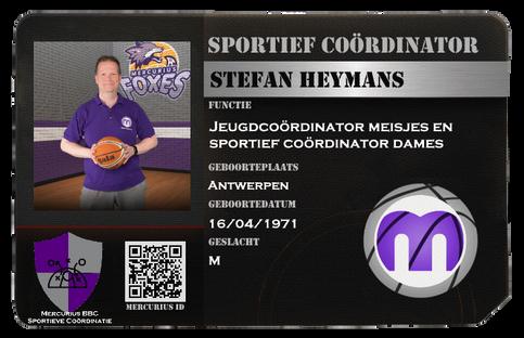 Stefan Heymans