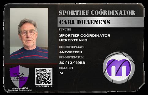 Carl Dhaenens
