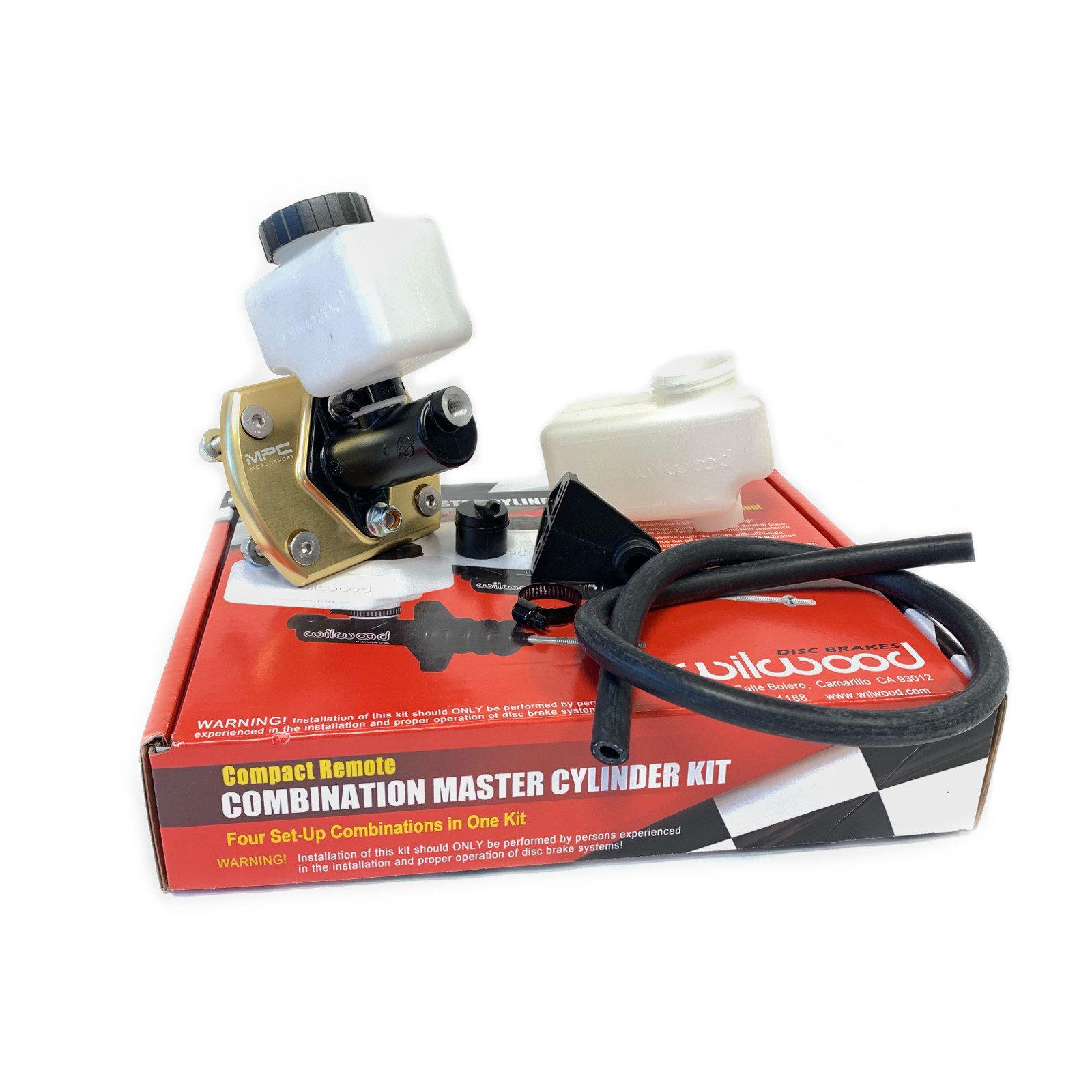 Brake Booster Delete Kit