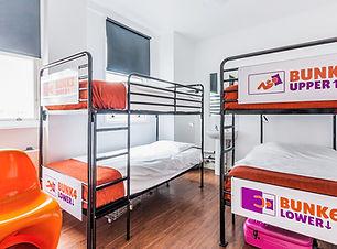 SoHostelLondon.Orange.Dorm _2_.jpg