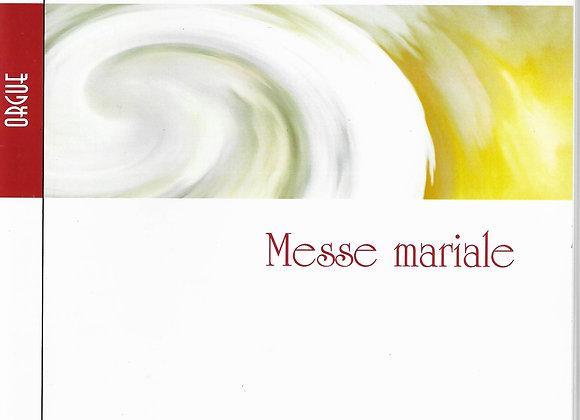 CAMONIN Pierre, Messe Mariale