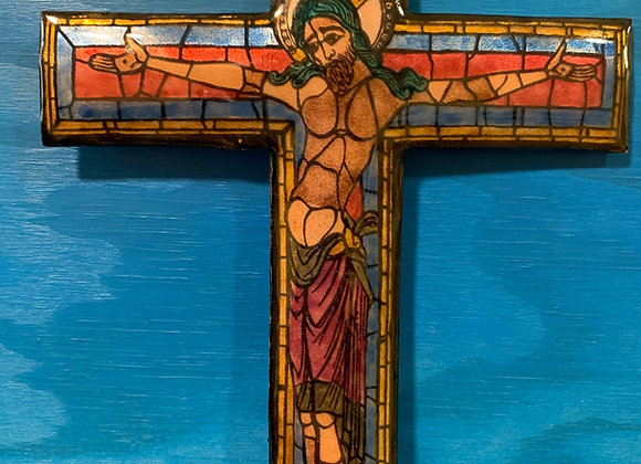 Poitiers, crucifixion