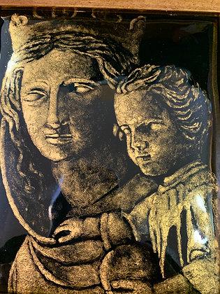 Vierge de sept-fons